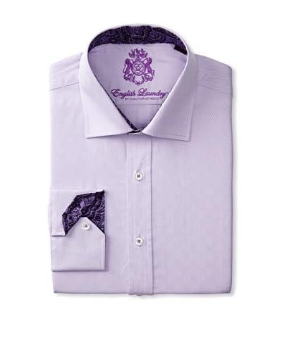English Laundry Men's Dress Shirt