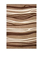 Chic Orange Alfombra Havanna/Graphique (Beige)