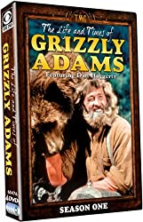 Grizzly Adams, the Life....