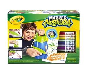 Crayola  04-8733-E-200 - Marker Airbrush