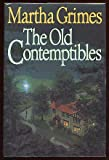 The Old Contemptibles (Large Print Book) (0316328987) by Grimes, Martha