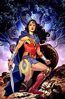 Book Cover: Wonder Woman Vol. 4: Godwatch