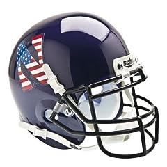 Buy NCAA Northwestern Wildcats Collectible Flag Alt 1 Mini Helmet by Schutt