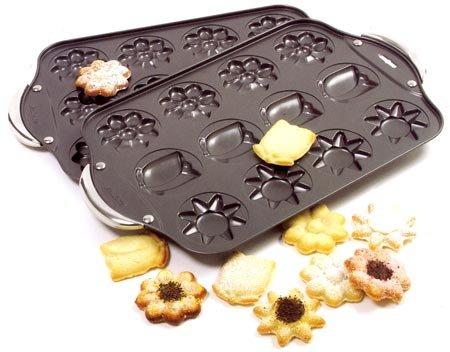 Nonstick Cookie Pan - Spring Designs - Buy Nonstick Cookie Pan - Spring Designs - Purchase Nonstick Cookie Pan - Spring Designs (Norpro, Home & Garden, Categories, Kitchen & Dining, Cookware & Baking, Baking, Cake Pans, Seasonal & Novelty Cake Pans)
