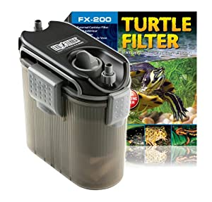 ... External Turtle Filter for Aquarium : Canister Filter : Pet Supplies