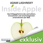 Hörbuch Inside Apple