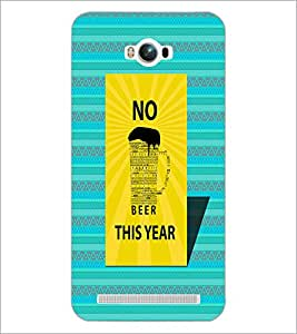 PrintDhaba Quote D-3872 Back Case Cover for ASUS ZENFONE MAX ZC550KL (Multi-Coloured)