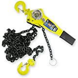 6 Ton LEVER BLOCK Ratchet Chain Hoist Lift Puller