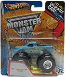 Hot Wheels Monster Jam 1:64 Backward Bob Crushable Car