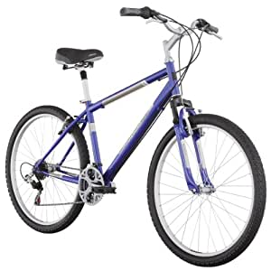 Diamondback Wildwood Citi Classic Men's Sport Comfort Bike (26-Inch Wheels), Blue, Medium/17-Inch