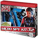 Spy Gear Micro Spy Kit X-2