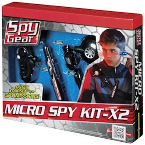Spy-Gear-Micro-Spy-Kit-X-2
