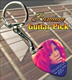Rihanna Loud Tour 2011 Premium Guitar Pick Keyring