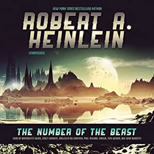 The Number of the Beast | [Robert A. Heinlein]