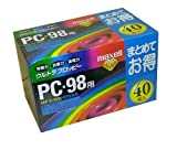 maxell PC-98用フロッピー 40枚パック MF2-HD.DOS8.B40K