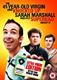 The 41-Year-Old Virgin Who Knocked Up Sarah Marshall and Felt Superbad About It [DVD]