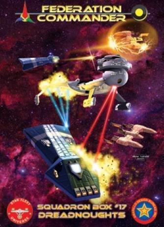 Federation Commander: Squadron Box 17