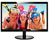 Philips 246V5LSB/00 60,96cm (24 Zoll) Wide LED-Monitor (1920...