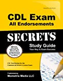 CDL Exam Secrets & CDL Practice Test & All CDL Endorsements Study Guide: CDL Test Review for the Commercial Driver's License Exam - B0010XUGBE