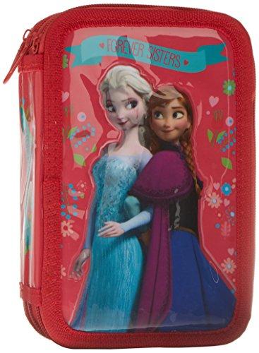 Frozen, AS9043, zaino per scuola con zip