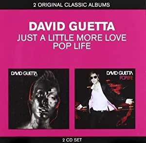 2 For 1 : Just A Little More Love / Pop Life (2 CD)