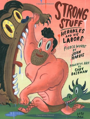 Strong Stuff: Herakles and His Labors (Pop Up)