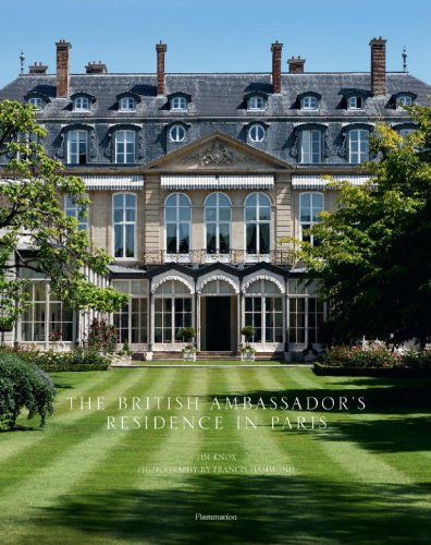 The British Ambassador's Residence in Paris