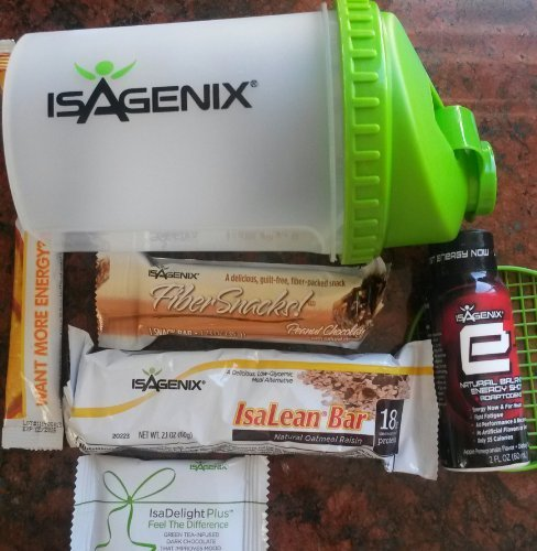 Isagenix Blender Bottle Daily Kit