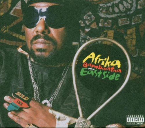Afrika Bambaataa Presents Eastside