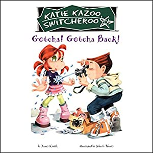 Gotcha! Gotcha Back! Audiobook
