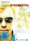 CSI: Miami - Season 5.1 (3 DVDs) - David Caruso, Emily Procter, Adam Rodriguez