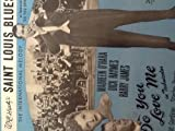 Saint Louis Blues sheet music