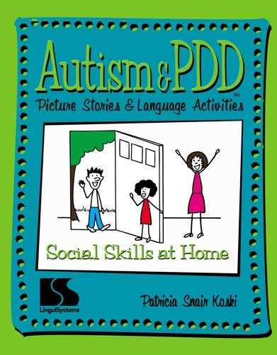 Autism & PDD Picture Stories & Language Activities Social Skills at Home (Autism And Pdd Picture Stories compare prices)