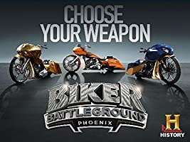 Biker Battleground Phoenix Season 1 [HD]