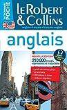 echange, troc Collectif - Dictionnaire Le Robert & Collins Poche anglais