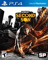 inFAMOUS: Second Son Standard, PS4.