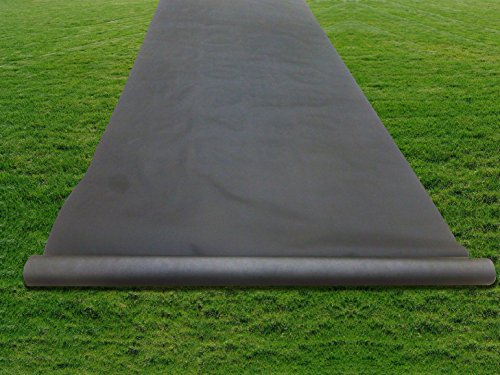 agfabric weed barrier fabric weed block garden landscape fabric 3ft x50ft home lawn. Black Bedroom Furniture Sets. Home Design Ideas