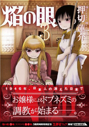 焔の眼(3) (アクションコミックス)