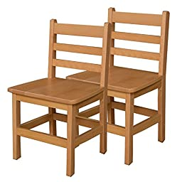 Wood Designs WD81502 Child\'s Chair, 15\