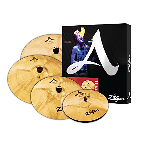 Zildjian-A-Custom-Cymbal-Box-Set-With-Free-18-Inch-Crash-Cymbal