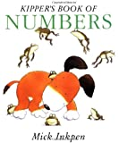 Kipper's Book of Numbers: Kipper Concept Books