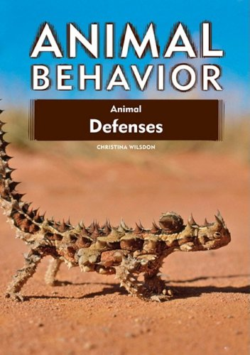 Animal Defenses (Animal Behavior)