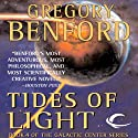 Tides of Light: Galactic Center, Book 4 (       UNABRIDGED) by Gregory Benford Narrated by Arthur Morey, Gabrielle de Cuir, John Rubinstein, Kristoffer Tabori, Stefan Rudnicki