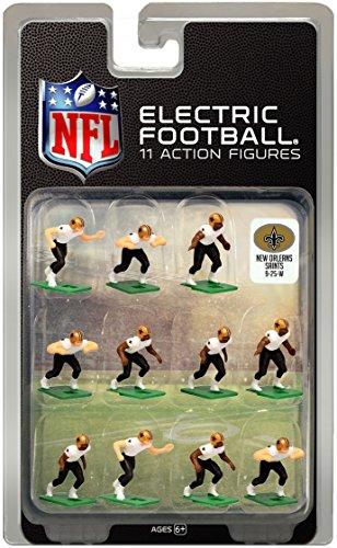 New Orleans SaintsWhite Uniform NFL Action Figure Set