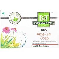B & T Akne-Sor Soap, 75 G Pack Of 3