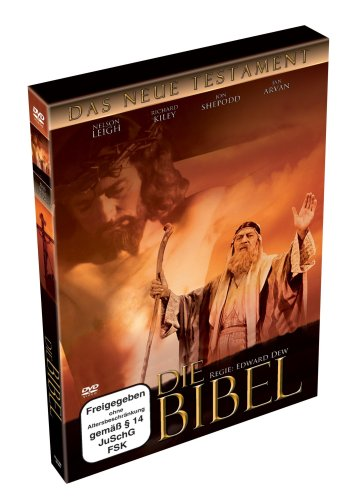 Die Bibel - Das Neue Testament (2 DVDs)