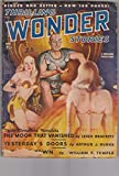 img - for Thrilling Wonder Stories - October 1948 - Vol. XXXIII, No. 1 book / textbook / text book