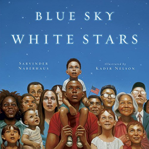 Book Cover: Blue Sky White Stars