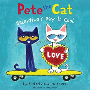 Pete the Cat: Valentine's Day is Cool | [James Dean]