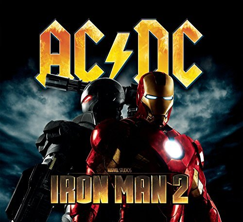 Iron Man 2 (CD/DVD) by AC/DC (2010-04-19)